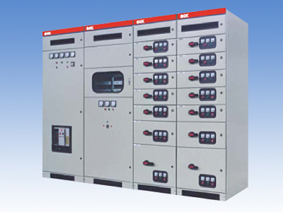 GCK low-voltage switchgear
